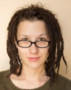 Sarah dreadlock timeline 1.5 year front