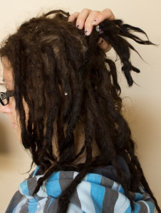 So many short dreads!