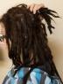 So many short dreads!