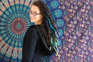 Sarah's dreadlock journey 4 years