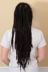 5 years | Sarah's dreadlock journey