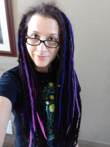 6 years | Sarah's dreadlock journey